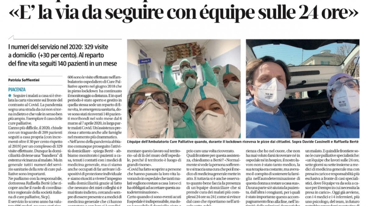 Cure Palliative Piacenza